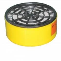 Фильтр сменный для респиратора угольный набор 6шт Политех