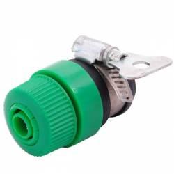 Соединитель кран-шланг 1/2 с хомутом HL025 330070 Park