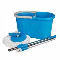 Набор для уборки Уют голубой Башпласт