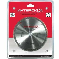 Пильный диск по алюминию 140*1,8*20*40Т Интерскол