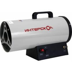 Пушка газовая тепловая ТПГ-30  ИНТЕРСКОЛ