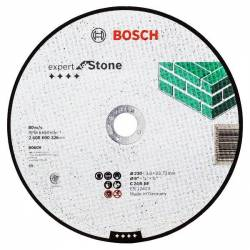 Диск отрезной по камню 230х3,0х22,2мм BOSCH