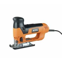 AEG Лобзик крук 705Вт 600-2700обм ход-26мм рез-110мм 2.3кг чем 4-маятн