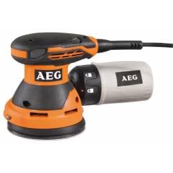 AEG Эксцентриковая шлифовальная машина 300Вт ф125мм 14000-30000обм ампл-2.4мм 1.5кг чем псборник