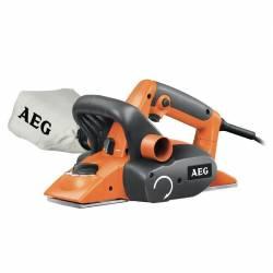AEG Рубанок 750Вт 16000обм ширина-82мм глуб-2мм 2.9кг кор направляющая псборник 2ножа