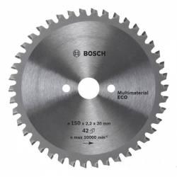 Диск пильный универсальный 150x20/16x42 Multi ECO BOSCH