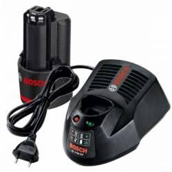 Аккумулятор и зарядное устройство 10,8 В 2,0 A/ч Li-Ion + ЗУ AL1130 CV BOSCH