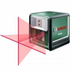 Уровень лазерный Quigo металлическая коробка BOSCH
