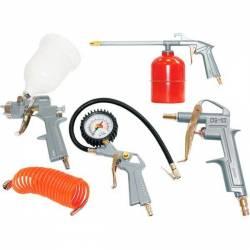 Набор пневмоинструмента 5 предметов FUBAG