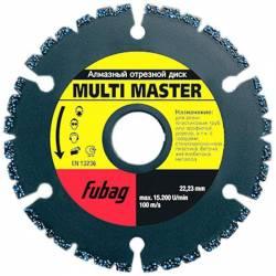 Диск отрезной универсальный Multi Master FUBAG