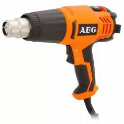 AEG Пистолет горячего воздуха  2000Вт 300-500лм 90-600грС 0.6кг кор