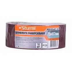 Шлифовальная лента Sturm! 9010-B76x533-120