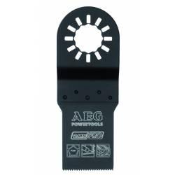 AEG Насадка для мультиинструментов полотно для резки  шир 28мм