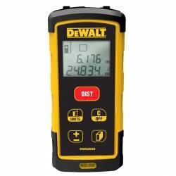 DeWalt Дальномер лазер,2х1.5В-LR03(AAA),точн-1.5мм,дал-50м,0.15кг,кор,чехол