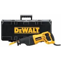 DeWalt Пила сабельная,1200Вт,0-2600обм,ход-28мм,рез-300мм,4кг,чем,4-маятн ход
