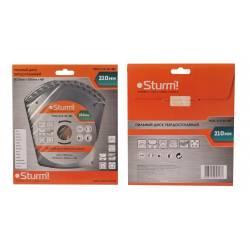 Диск пильный Sturm! 9020-210x30x48T