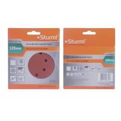 Шлифовальный круг Sturm! 9010-1258-120