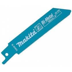 Makita Пилки для ножовки,5шт,BIM,100.9 мм,1.1 мм,для саб пил JR100D и JR102D, для металла