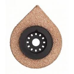 Makita Насадка для мультиинструментов,пластина шлиф,К40,70мм,для удал ост стр смесей между плитками