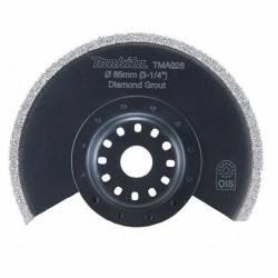 Makita Насадка для мультиинструментов,диск пильный сегм,ф85мм,для дер,мет