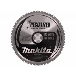 Makita Диск пильный,ф305х25.4х2.4мм,60зуб,для труб,профиля