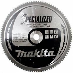 Makita Диск пильный,ф305х25.4х2.3мм,100зуб,для нержав стали