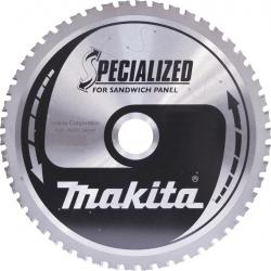 Makita Диск пильный,ф270х30х2.3мм,60зуб,для диск пил,для сендвич панелей