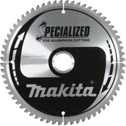 Makita Диск пильный,ф260х30х3мм,80зуб для алюминия