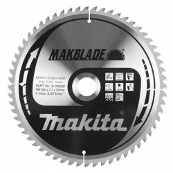 Makita Диск пильный,ф210х30х2.3мм,60зуб,для диск пил,для алюм