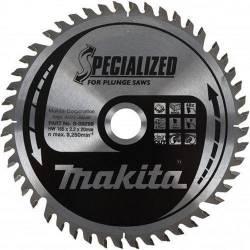 Makita Диск пильный,ф190х30х2.4мм,60зуб,для диск пил,для алюм