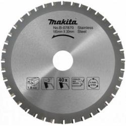 Makita Диск пильный,ф185х30х1.8мм,64зуб,для металла