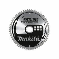 Makita Диск пильный,ф160х20х2.4,60зуб,для диск пил,для алюм