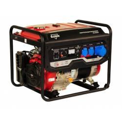 ELITECH Генератор бензиновый(4-х тактный),6.5кВт16л.с.,420см3,тбак-25л,83.5кг,ручной старт