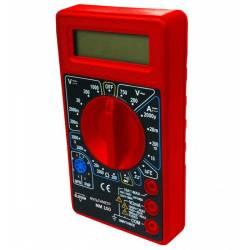 ELITECH Мультиметр,пост.1000В/перем.750В,ЖКдисплей,кол-во измер.2/1сек,индик.перегрузки,кор