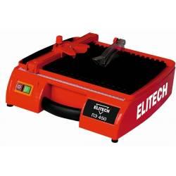ELITECH Плиткорез,450Вт,2950обм,диск-ф115х22.2мм,310х440мм,рез-23мм,3,9кг,45гр,чемодан