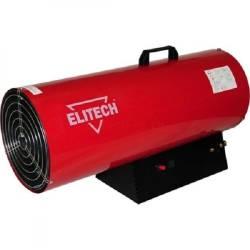 ELITECH Пушка тепловая газовая,36-52кВт,поток-1450м3ч,расход-1.7-3.8кгч,11.2кг,пьезоподжиг