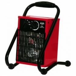 ELITECH Пушка тепловая электро с вентилятором,230В,1000-2000Вт,поток-140м3ч,термостат