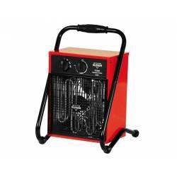 ELITECH Пушка тепловая электро с вентилятором,230В,1500-3000Вт,поток-300м3ч,термостат
