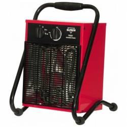 ELITECH Пушка тепловая электро с вентилятором,380В,3000-4500Вт,поток-400м3ч,термостат