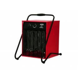 ELITECH Пушка тепловая электро с вентилятором,380В,9000-18000Вт,поток-1000м3ч,термостат