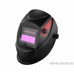 ELITECH Упаковка - 32шт,шлем сварочный Хамелеон,9-13DIN,светофильтр90х35мм,шлиф,0.06мс,0.43кг