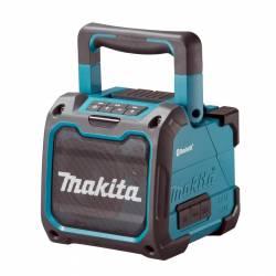 Makita Аудиопроигрыватель аккумуляторный,10.8-18В,Li-ion,2.8кг,порт USB, Bluetooth,вход AUX,бпроводной
