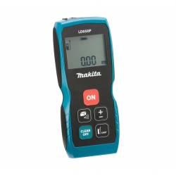 Makita Дальномер лазер,2x1.5В-LR03(AAA),635нм,точн-2мм,дал-0.05-50м,0.1кг,кор,чехол