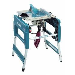 Makita Пила комбинированная, 1650Вт,2700обм,дискф260х30мм,рез-2068х210155мм,32кг,кор,стол,накл-45гр,повор-4545гр