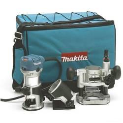 Makita Фрезер кромочный 710 Вт. RT0700CX2