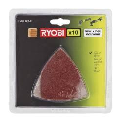 Ryobi Набор шлифовальной бумаги RAK10MT