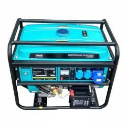 WERT Генератор бензиновый G 8000ED