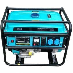 WERT Генератор бензиновый G 6500D