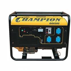 Генератор GG 6500 CHAMPION