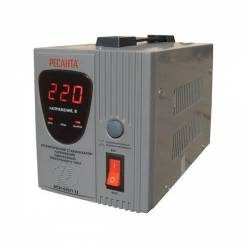 Стабилизатор АСН-500 /1-Ц однофазный электронный Ресанта